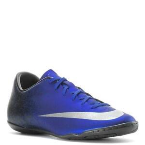 sports shoes 7cf5e 4e75a Image is loading NIKE-MERCURIAL-VICTORY-V-CR7-IC-SNEAKER-MEN-