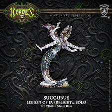 Warmachine Hordes BNIB - Legion of Everblight Succubus