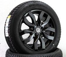 Neuer VW Touran II Modell 2016 Beetle 205/60 R16 Dunlop Winterreifen Winterräder