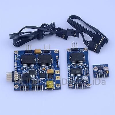 Original AlexMos 3-Axis Simple Brushless Gimbal Controller BGC & IMU6DOF Sensor