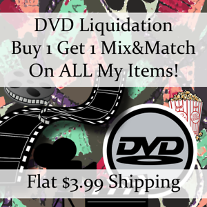 Used-Movie-DVD-Liquidation-Sale-Titles-F-F-727-Buy-1-Get-1-flat-ship-fee