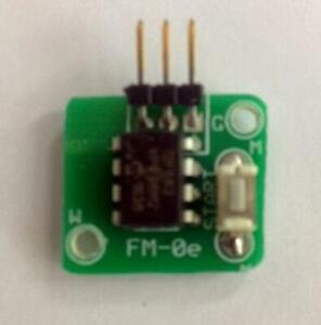 TIMER FM-0e for 1/2A's FOR CONTROL LINE FLYING