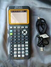 TI-84 Plus CE Graphing Calculator EXCELLENT CONDITION!! FREE SHIPPING! Cable too