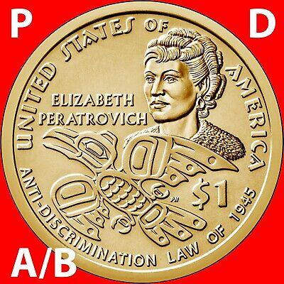 2019 S PROOF Sacagawea Dollar  sold in mint plastic