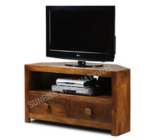 Sunrise Corner Wood Wooden TV cabinet / TV Unit  !!
