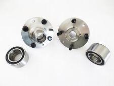 Front Pair Wheel Hub & Bearing Set FORD ESCORT / MAZDA PROTEGE / MERCURY TRACER