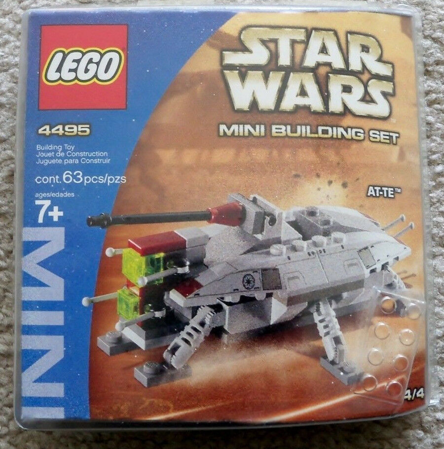 Lego Star Wars 4495 Mini AT-TE    BRAND NEW  VERY RARE