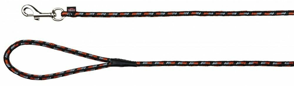 Pet Dog Puppy Mountain Rope Tracking Leash with Reflective Stripe by TRIXIE