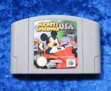 Mickey´s Speedway USA, Nintendo 64 Spiel