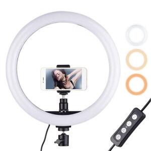 5500K-Lampada-video-luce-ad-anello-LED-per-iPhone-X-8-7-6-Samsung-Huawei-Q0S7