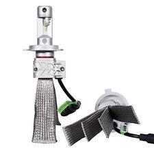 2x H4 9003 HB2 180W LED Headlight Head Lamp Bulbs Kit Hi-Lo with Copper Belt