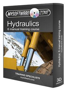 Hydraulic-Hydraulics-Pump-Valve-Training-Book-Course