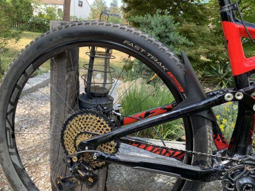 Set 2x Mudguard Modern Vélo Protection tôle s/'adapte pour tous les MTB E-Bike DH dirt.