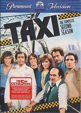 TAXI - Complete 2nd Season. Danny DeVito. 1979/80 (NEW/SEALED 4xDVD BOX SET '05)