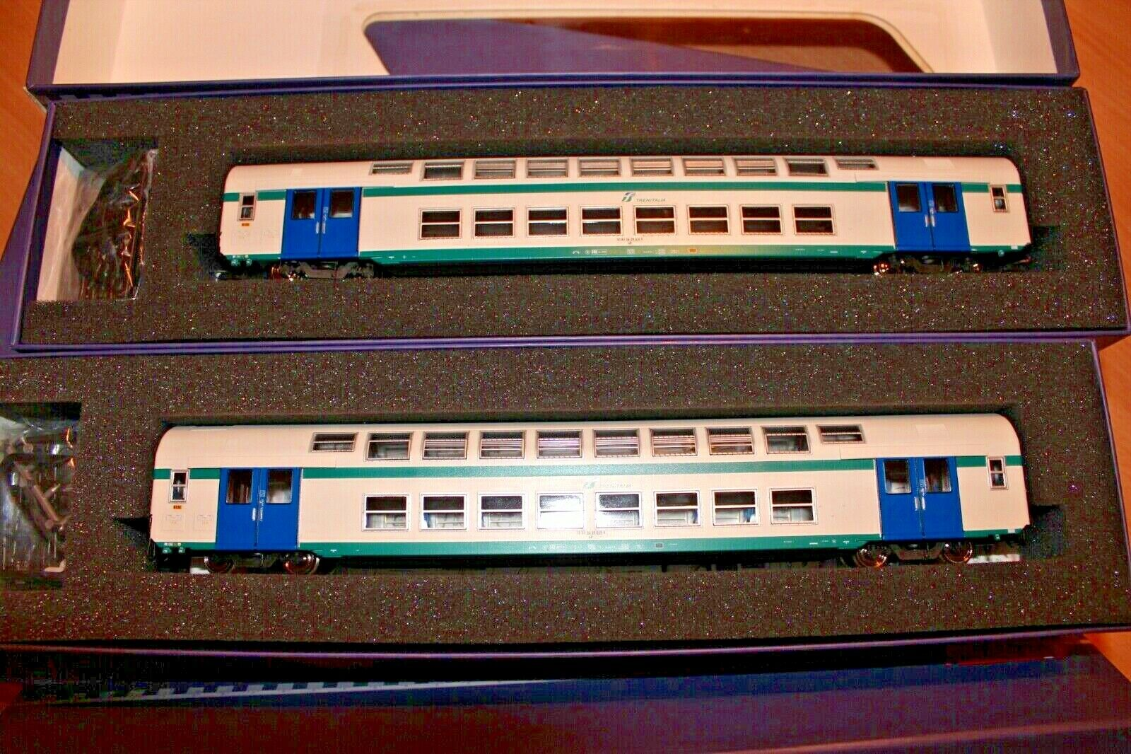 VIi treni 3003  3004 Doppio Piano  QualitàTop