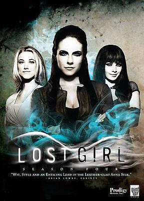 Lost Girl: Season Four (DVD, 2014, 5-Disc Set)