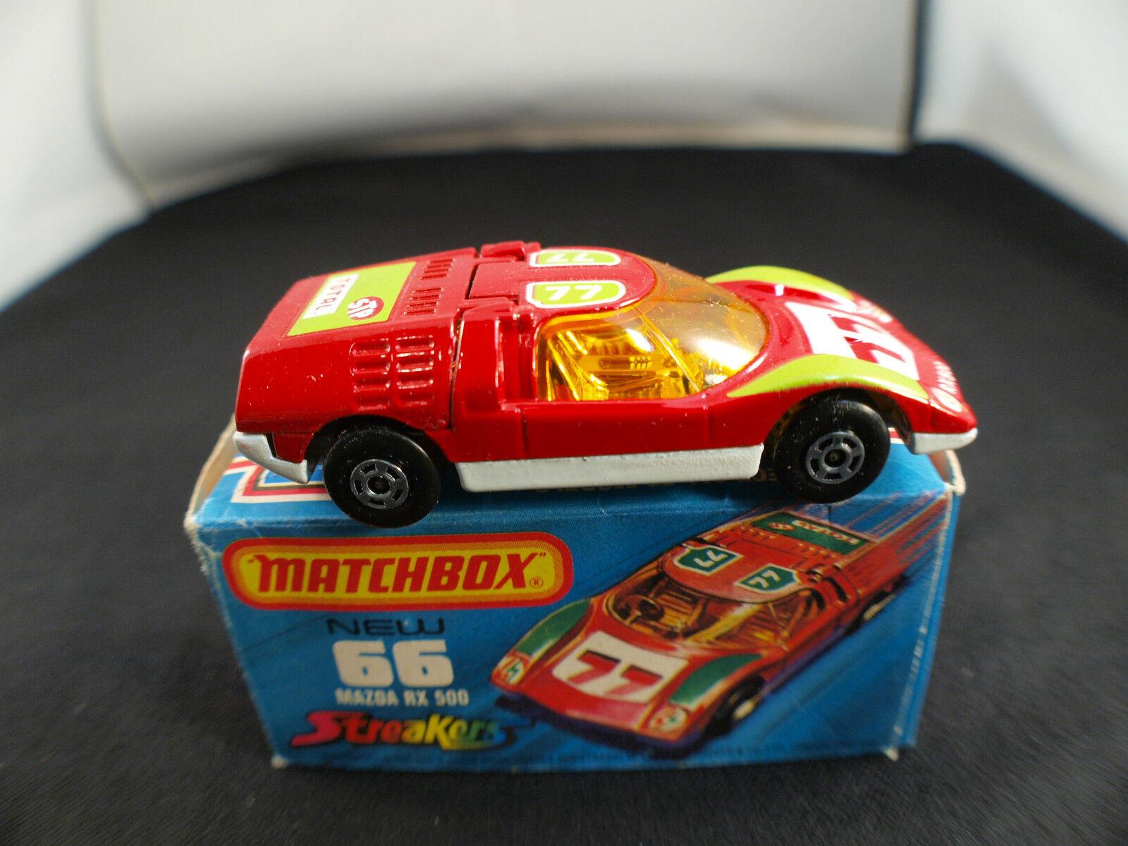 Matchbox Superfast New N° N° N° 66 Mazda RX500 neuf en boite MIB 1974 f11bd7