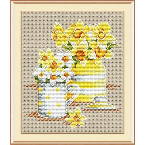 Cross Stitch Kit Inspiration M-016