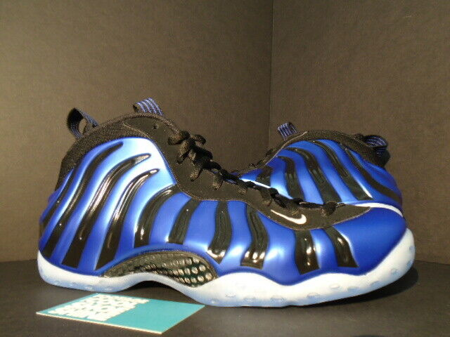 NIKE AIR FOAMPOSITE ONE 1 PENNY PACK QS SHARPIE ROYAL blueE BLACK 679085-500 8.5