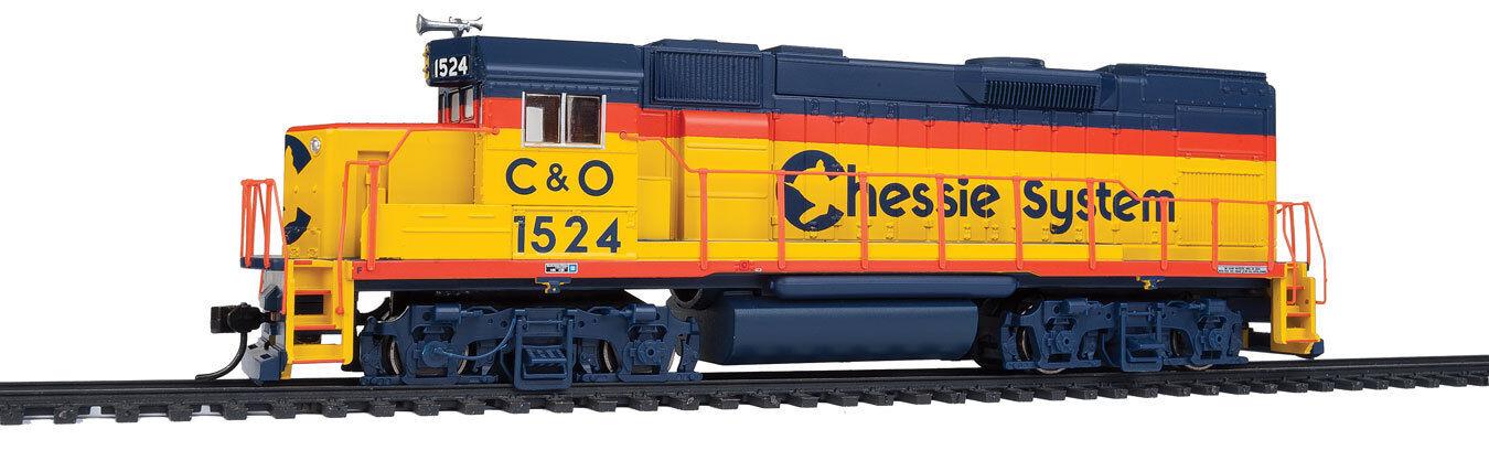 ESCALA H0 - Locomotora diésel GP15 Chessie System - 9406 NEU