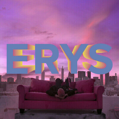 N1029 Jaden Smith ERYS Cover New Album Deluxe HQ Poster 24 12x12