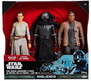 NEW-Star-Wars-The-Force-Awakens-Big-Figs-Action-Figure-3-Pack-18-Inch-Figurines