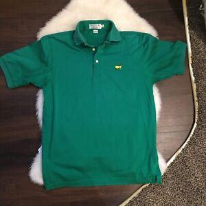 Augusta-Natiional-Golf-Club-Slazenger-Masters-Golf-Polo-Shirt-Men-s-Medium