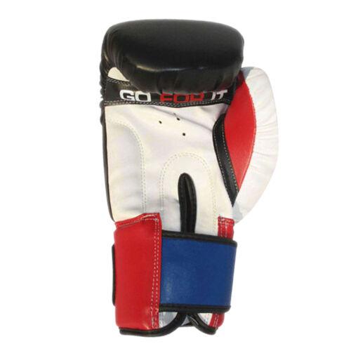 16oz PREMIUM MMA Training 4oz sporteq Kinder PRO Boxen Sparringshandschuhe