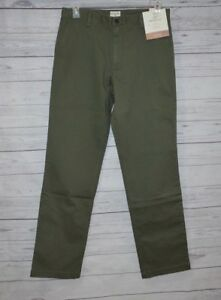 Dockers Mens Pants Pacific Straight Fit Washed Khaki Stretch Variety Sizes