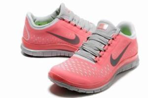 Details zu womens Nike Free 3.0 V4 Neu Hot Punch Reflect Silver Presto Gr:44 Sneaker