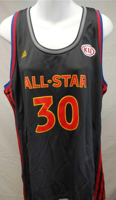 Golden State Warriors  30 Stephen Curry Womens 2XL Adidas All Star Jersey   70 78e892b09