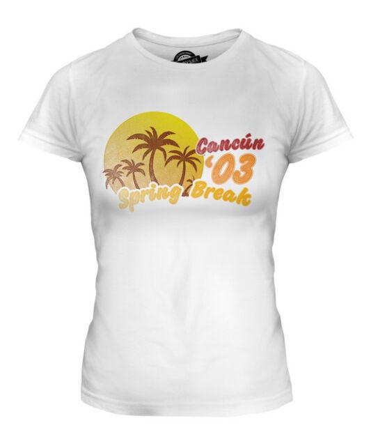 Spring Break Tshirt Drinking Team t Shirt Party Cancun Miami Drink Dance Sun 149