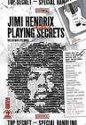 Guitar World -- Jimi Hendrix Playing Secrets: The Ultimate DVD Guide!, DVD by Andy Aledort (DVD Audio, 2015)