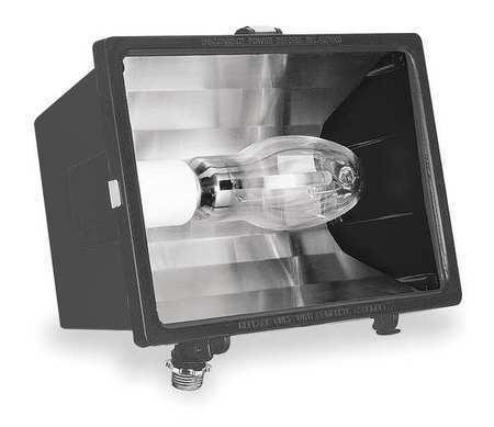 LITHONIA LIGHTING F150SL 120 Floodlight,150 W High Pressure Sodium
