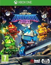 Super Dungeon Bros Para Xbox One (nuevo Y Sellado)
