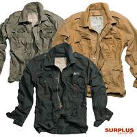 Surplus Men's Jacket Heritage Vintage Men Army Field M65 Transitional