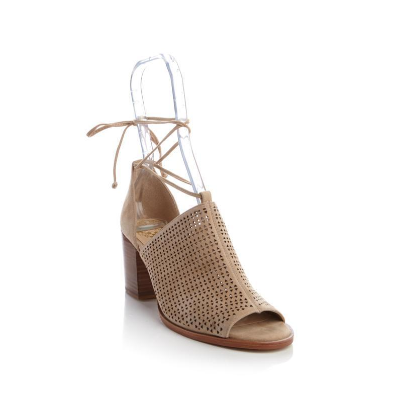 Vince Camuto Womens Lindel Dress Sandal SIZE 7.5 VC-TAMERA LUX KID SUEDE