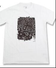 Nixon Men's Kashmir Photo Short Sleeve Xtra Large (XL) T-Shirt White/Black S2169