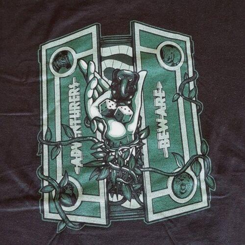 Jumanji aventuriers Méfiez-vous T-shirt X-Large XL