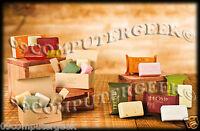 Natura Ekos Assorted Soap Sets ( 4 Soaps Of 100g Each)