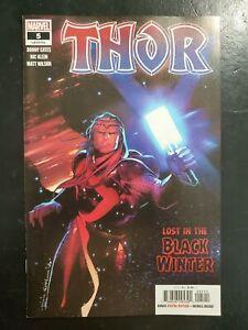 THOR-5-1ST-PRINT-1ST-FULL-BLACK-WINTER-APPEARANCE-Comic-Book-Marvel-Comics