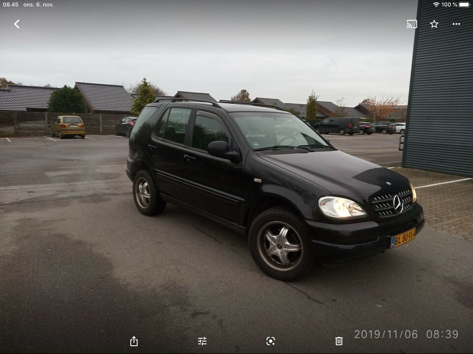 Mercedes, ML320, 3,2 aut. Van