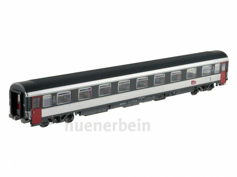 LS modellolos 40374 SNCF 1. KL. EUROFIMA autorello a9u VSE Corail ROSSOGRIGIO ep5 NUOVO  OVP