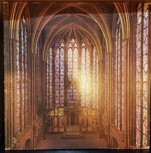 Vintage Eaton Interior of Sainte-Chapelle, Paris 500+ piece 21  puzzle 1971