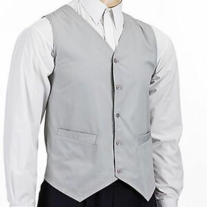 Hospitality Waistcoat Good Quality Perfect Waiter Bar restaurant Staff Waistcoat
