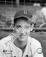 Ted Williams Boston Red Sox Classic Close-up 8 X 10 Photo