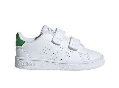 Adidas Chaussure Garçon École Sports Enfant Bébé Avantage Mode EF0301 Neuf   eBay