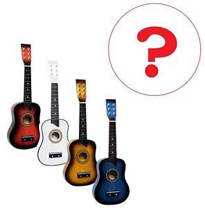 Kindergitarre-verschiedene-farben-Ersatzsaite-Pik-EINE-UBERRASCHUNG-Spiel
