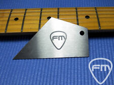 FRET ROCKER - Stainless Steel Laser Cut - Luthier tool - Guitar frets checker