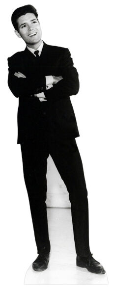 Cliff Richard Lebensechte Größe Pappfigur Aufsteller Standfiguren Klassisch